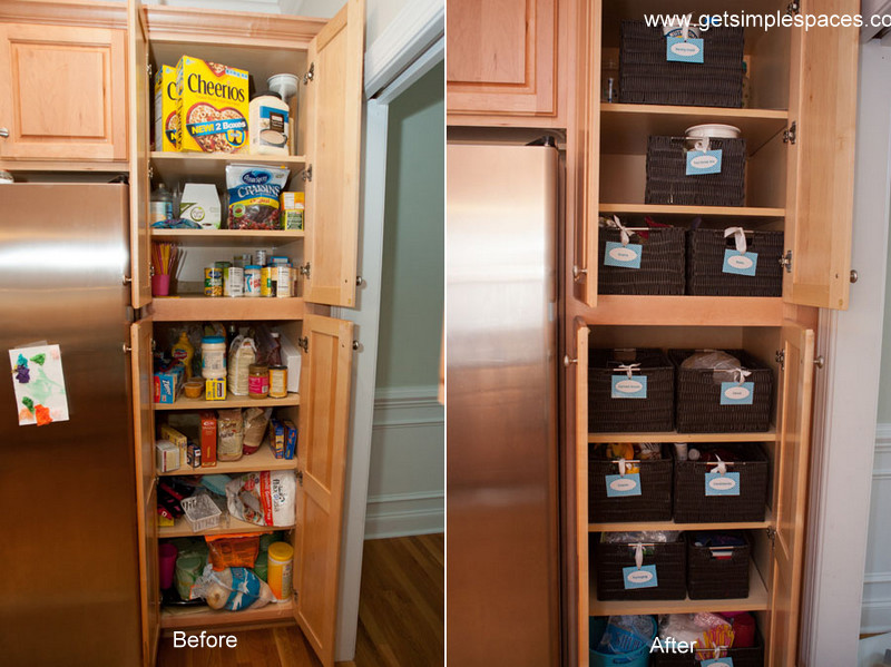 tackling your pantry professional organizer home
