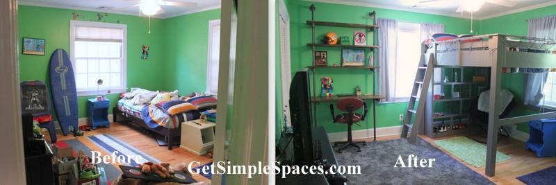 boy room overhaul part 2